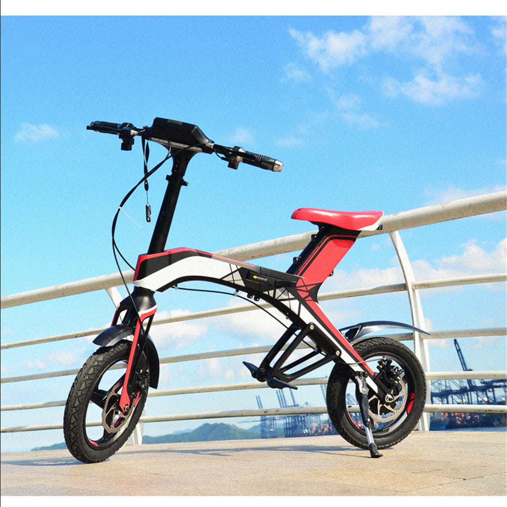 Maxfind 2018 New Fashionable Stylish 48V300W, 4.4Ah,7Ah(LG)Electric Bicycle Max-X1 Mountain Hyhrid Bike With Powerful Battery