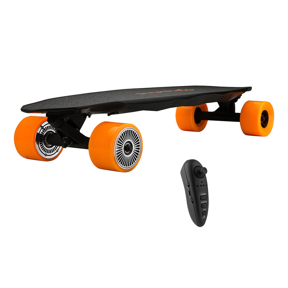 Maxfind Four Wheel Electric Skateboard Max 2,2000W Dual Motors Wireless Remote Cotroller Scooter Plate Board Hoverboard Unicycle