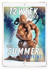 12 Week Shred - eBook