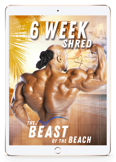 6 Week Shred - eBook