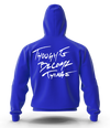 NEW Dynamik Zip Up Hoodie (ROYAL BLUE)
