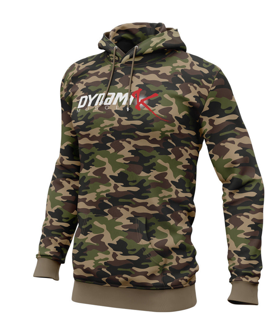 NEW Dynamik Pullover Hunter Hoodie (Camo)