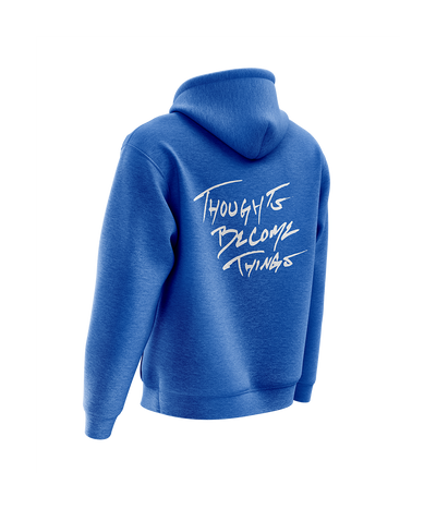 King Kai - Thoughts Become Things Hoodie