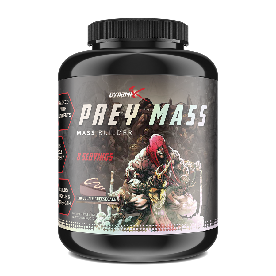 Prey Mass (6 lbs) - MASS Gainer
