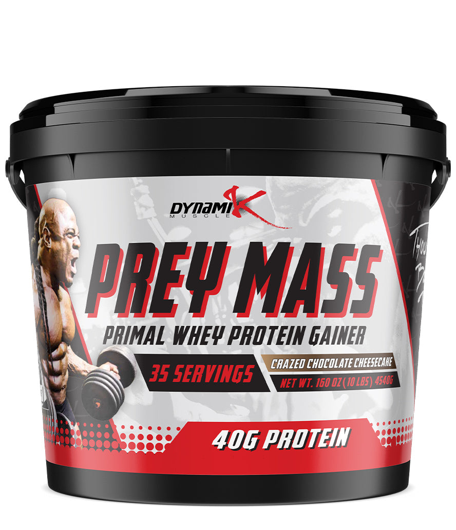 Prey Mass (10lbs) - MASS Gainer