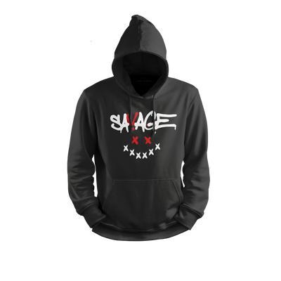 "Black Savage ""Thoughts Become Things"" Hoodie"