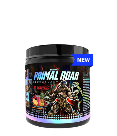 Primal Roar- New Intense Pre Workout