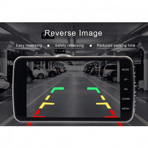 Dash Cam Night Vision Car Video Recorder With Rear Camera