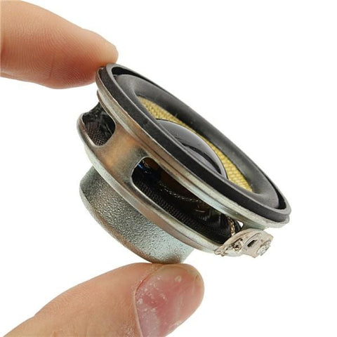 40mm 8Ohm 5W Full Range Audio Speaker Bass Loudspeaker