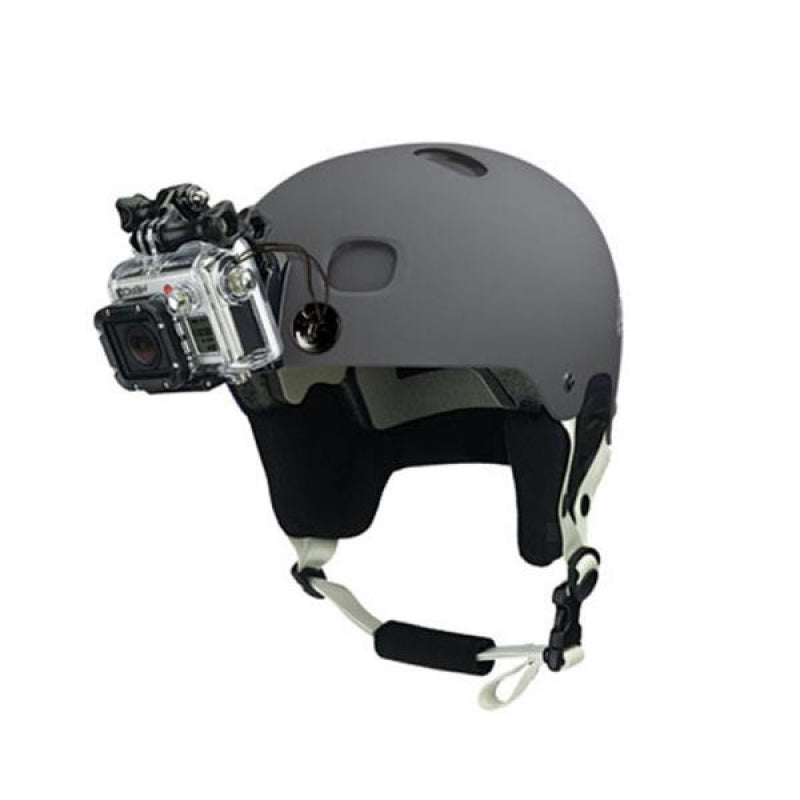 AT21 Safety Camera Tether with 3M Sticker for GoPro Cameras Black