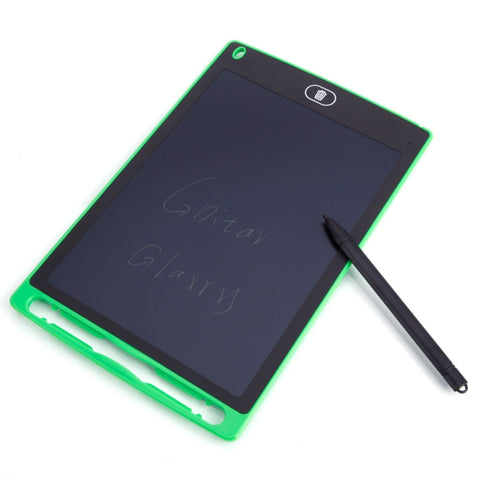 "Image of CHLCD 8.5"" LCD Writing Tablet Green"