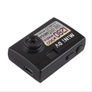 Camera Mini DV Digital Camera Video Recorder Black