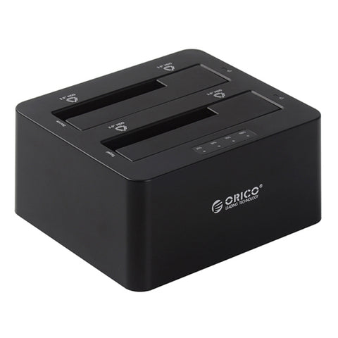 ORICO 6629US3-C 2.5 3.5Inch USB 3.0 HDD Docking Station SATA External Storage Enclosure Optional Color
