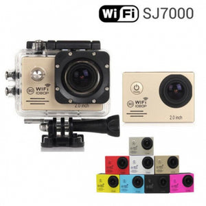 WiFi Waterproof Car Sport Camera