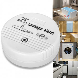 Wireless Water Leak Sensor Detector for Home Security Alert