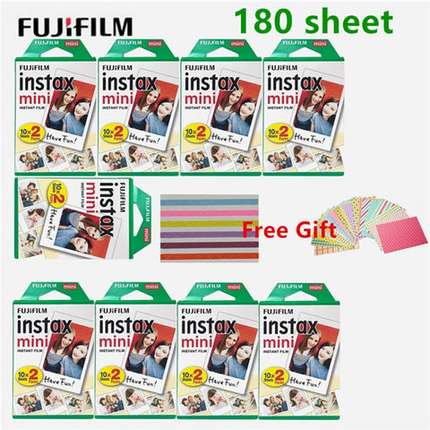 Fuj Instant Photo Paper For Instax Mini