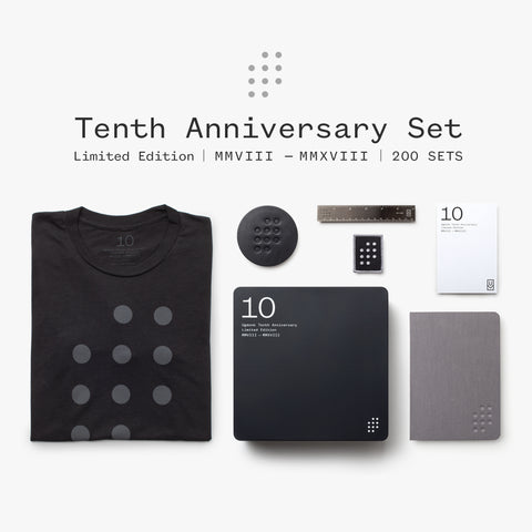10th Anniversary Set (Limited Edition)