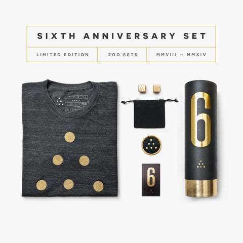 6th Anniversary Set (Limited Edition)