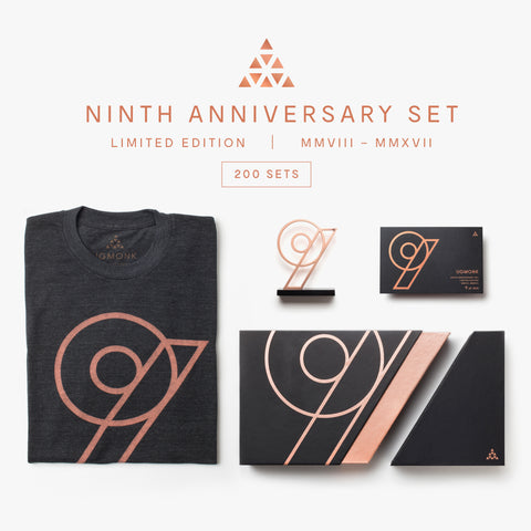 9th Anniversary Set (Limited Edition)