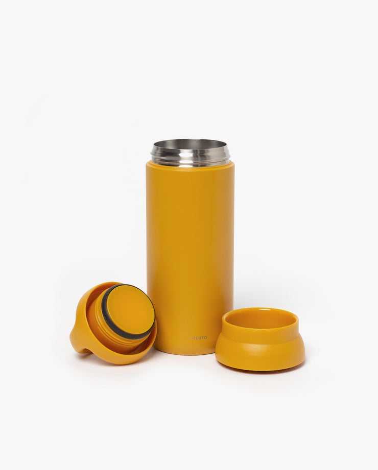 Kinto Day Off Tumbler (Mustard)