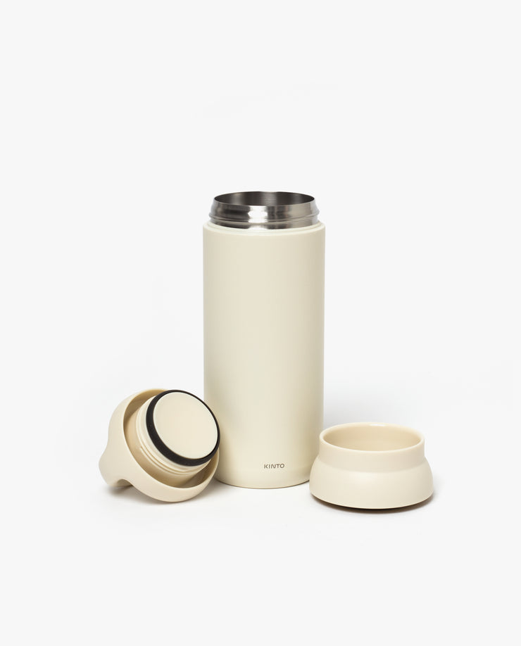 Kinto Day Off Tumbler (White)