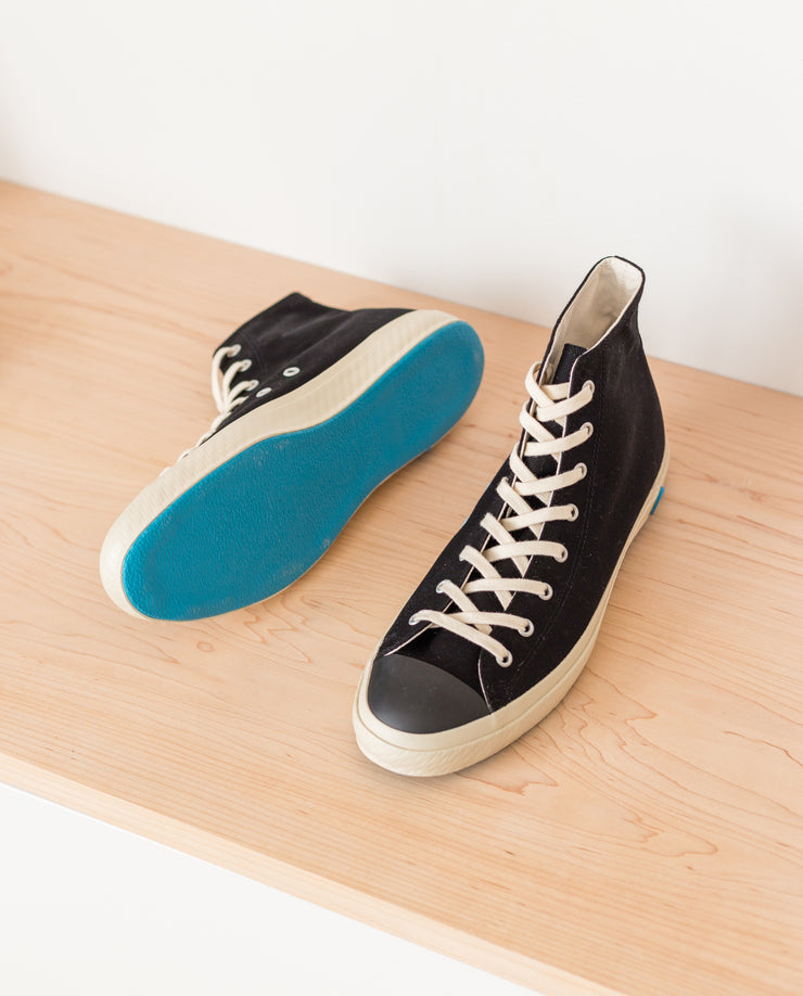 Shoes Like Pottery (High Top - Black)