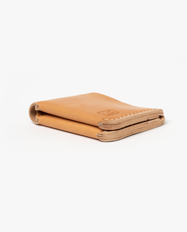 Bifold Wallet (Tan)