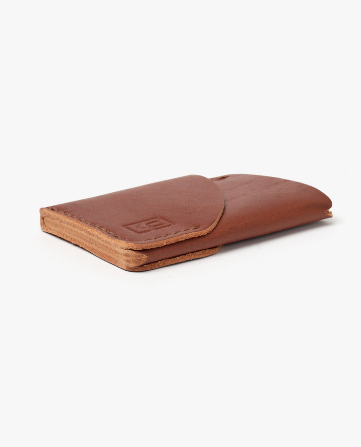 Card Wallet (Cognac)