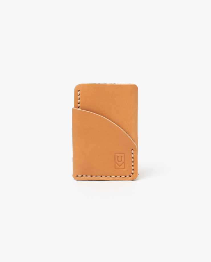 Card Wallet (Tan)