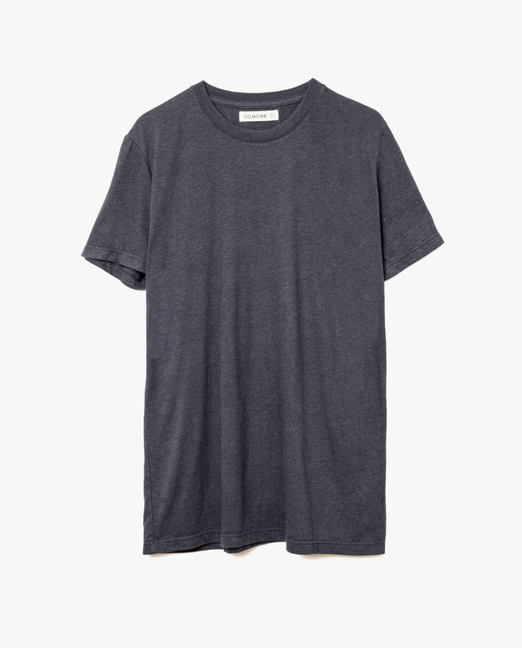 Men's Essential Tee (Charcoal Triblend)