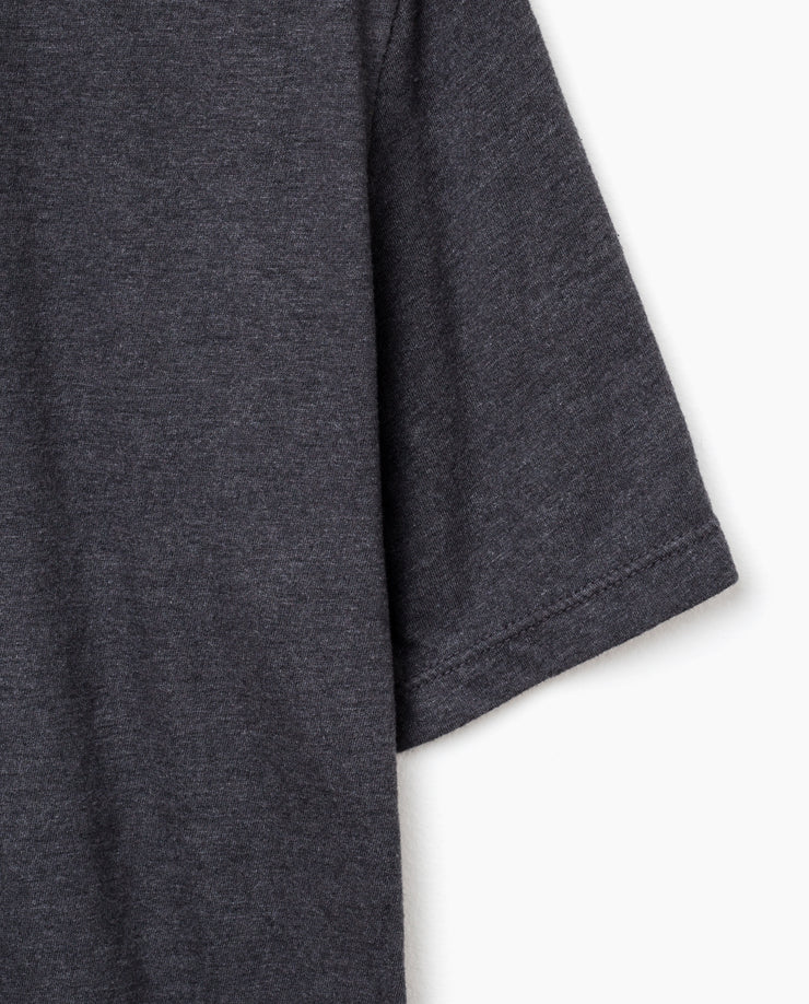 Men's Essential Tee (Charcoal Triblend 5-Pack)