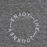Enjoy the Journey Crewneck (Gray)