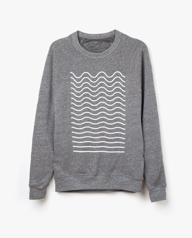 Ripple Effect Crewneck