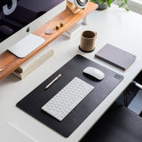 Leather Desk Pad (Ugmonk Logo - Black)