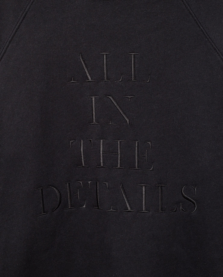 All In The Details Crewneck