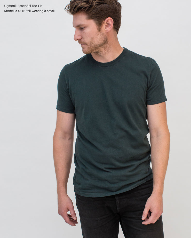 Men's Essential Tee (Cotton Kit 8-Pack)