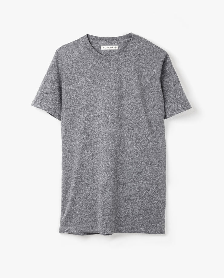 Men's Essential Tee (Heather Gray Triblend)