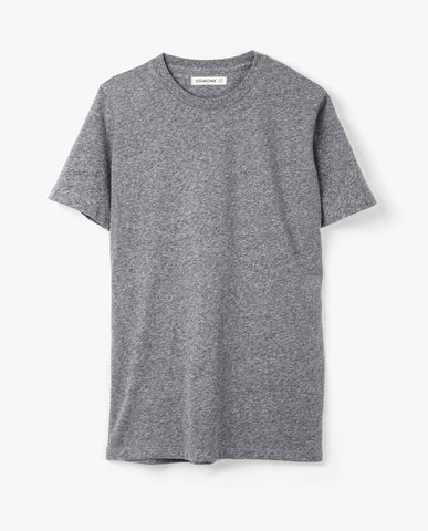 Men's Essential Tee (Heather Grey Triblend)