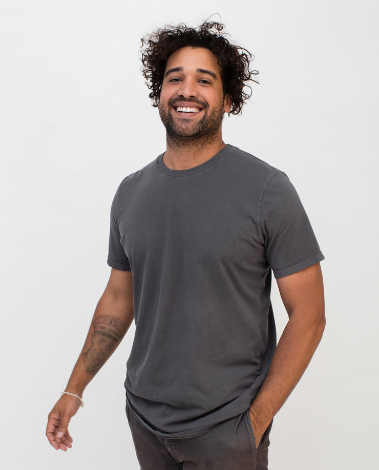Men's Essential Tee (Charcoal 3-Pack)