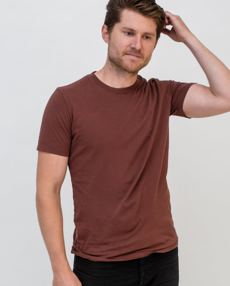 Men's Essential Tee (Port 5-Pack)