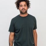 Men's Essential Tee (Deep Forest 5-pack)