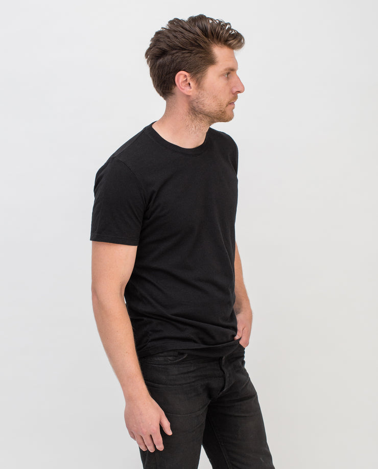 Men's Essential Tee (Black)