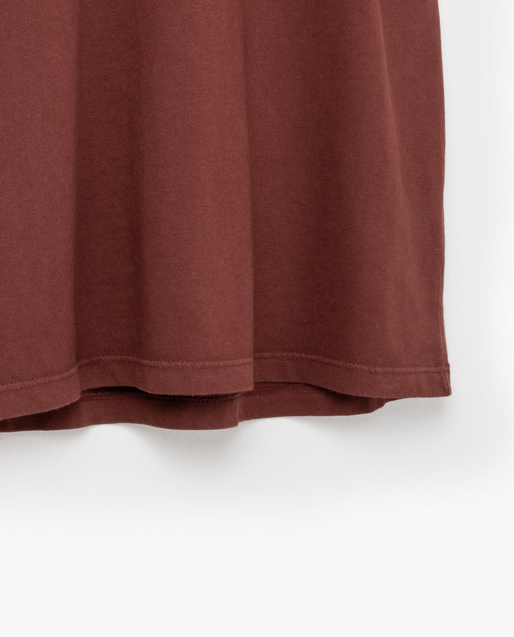 Men's Essential Tee (Port)