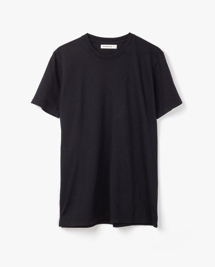 Men's Essential Tee (Black 3-Pack)