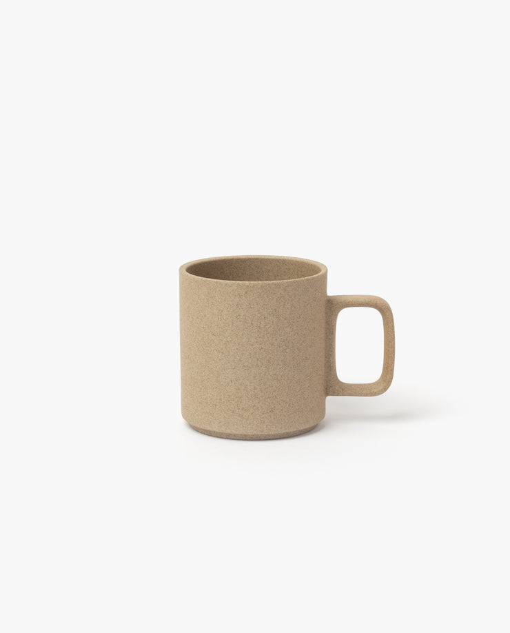 Hasami Porcelain Mug (Natural)