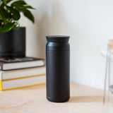 Kinto Travel Tumbler (Black)