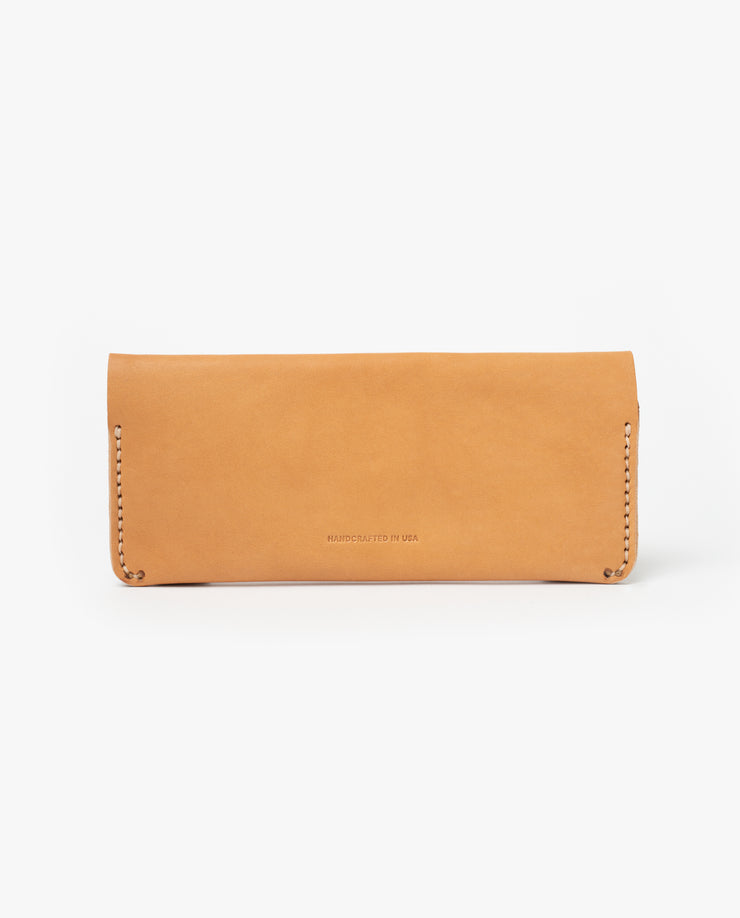 Long Wallet (Tan)