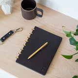 Discbound Heirloom Journal (Black)