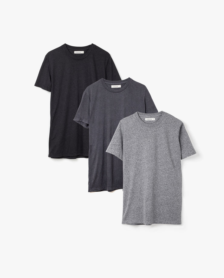 Men's Essential Tee (Triblend Kit - 3-Pack)