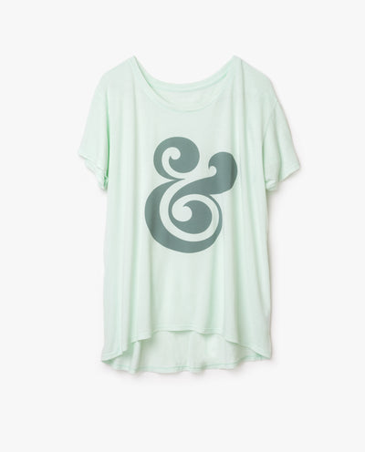 Ampersand (Mint - Women's Line)